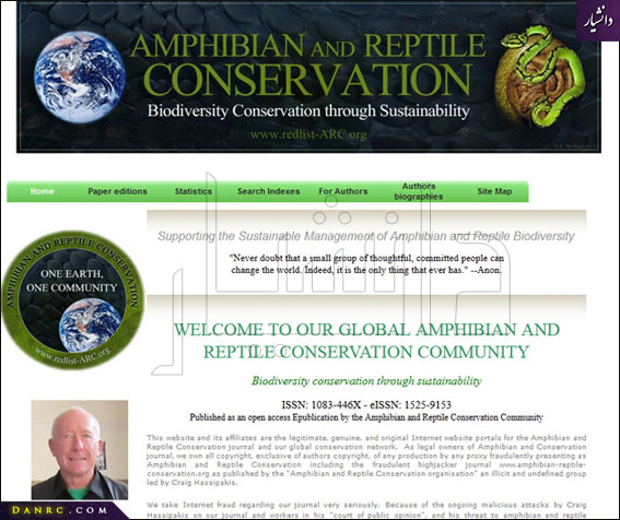 AMPHIBIAN AND REPTILE CONSERVATION